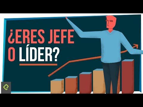 ¿JEFE y LÍDER son lo mismo? | Curso de Liderazgo