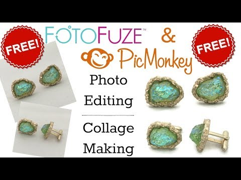 FotoFuze How to Take Pictures of Products for Ebay and Etsy Listings - Free Photo Editing Online