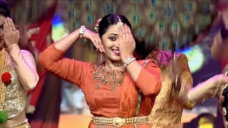 MMMA 2017 I A stunning dance number by Anu Sitara I Mazhavil Manorama