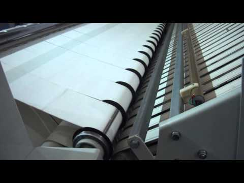 Flatwork Ironer /Roller Ironer & Folding Machine