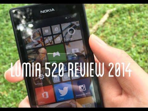 Nokia Lumia 520 Full Review 2014! (Windows 8.1)