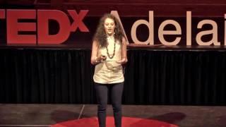 Kintsukuroi: finding beauty in a broken world | Maddie Kelly | TEDxAdelaide