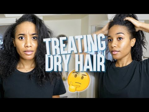 Morning With Me | Treating Dry Hair + Breakfast