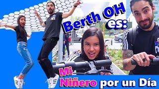 Download Mi Nuevo NIÑERO POR UN DIA es BERTH OH | TV Ana Emilia Video