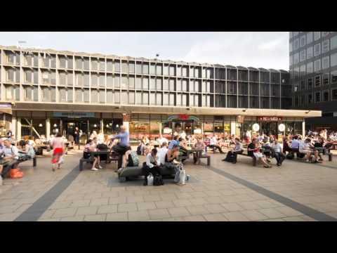 Simon Pitkeathley on London Live - Euston Town