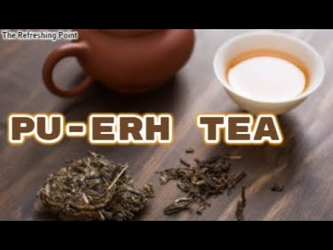 Best Kept Secret for Weight Loss and Reducing Cholesterol 🍵 Pu-Erh Tea 🍵 Overall Health Tonic