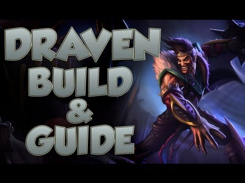 League of Legends - Draven Build - with Commentary