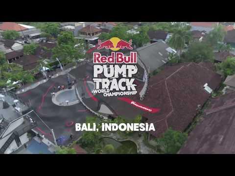 Red Bull Pump Track World Championship 2018 - Bali Qualifier