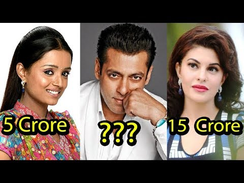 Shocking Salary of Race 3 Actors | You Won't Believe