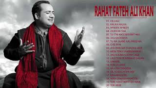 Best Of RAHAT FATEH ALI KHAN - Superhit Album Songs Of Rahat Fateh Ali Khan | Heart Touching Songs