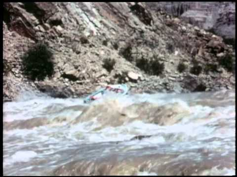 Motor Boating on the Colorado River
