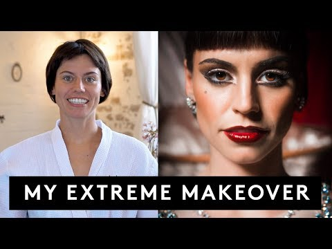 Tomboy to GODDESS extreme photoshoot makeover! | Sorelle Amore
