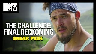 Zach's Heart 'Breaks' For Cara Maria | The Challenge: Final Reckoning | MTV
