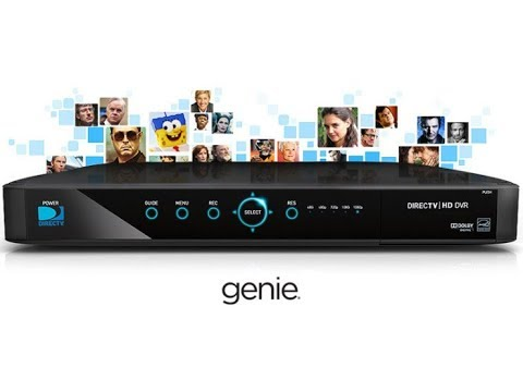 Directv Genie DVR Recordings Storage Upgrade Step by Step with 4TB Hard Drive from Best Buy