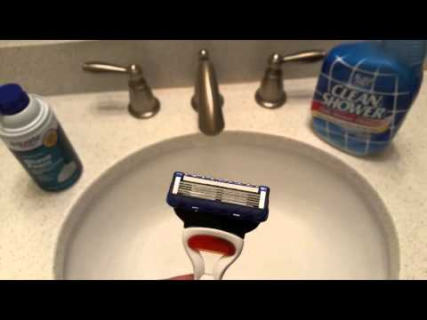 How To Make Your Razor Blades Last Nearly Forever