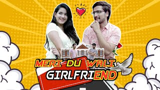 MERI DU WALI GIRLFRIEND  | Web series | S01E01- First time | HUNNY SHARMA