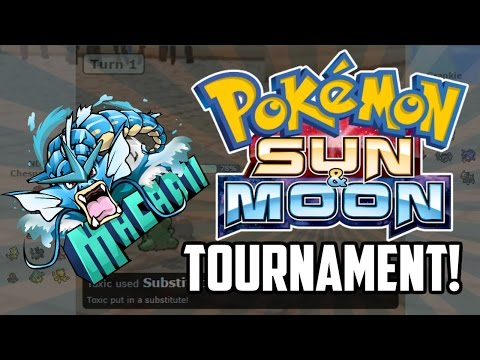 Pokemon Sun and Moon Showdown LC Tournament! - Macadii's Pokemon Showdown Subscriber Tourney
