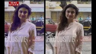 TV actress Ragini Khanna meets with children in NGO and motivates them