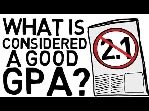 What is a Good GPA for Grad School? + How to Calculate your GPA