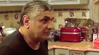 """Russia's """"King of the Underworld"""" nabbed when cops raid his luxurious Moscow mansion 