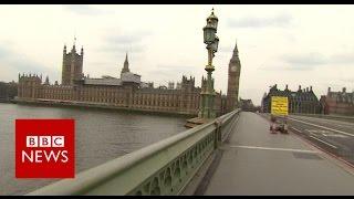 Retracing route of London terror attacker - BBC News