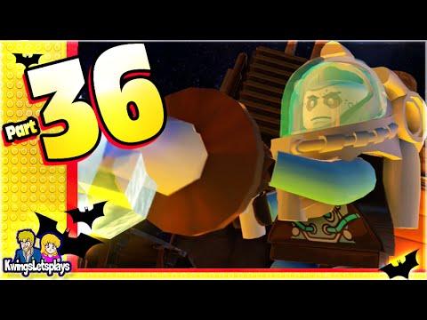 LEGO BATMAN 3 - Unlocking  Mr Freeze w/ Qward Free Roaming