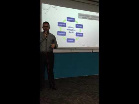 Applying critical / storyboard presentation