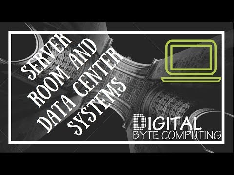 What are the different types of IT infrastructure in a Server Room or Datacenter