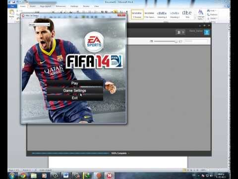 How To Install Fifa 14 Demo