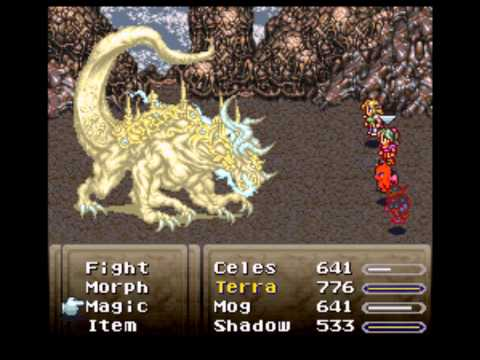 FF6 Brave New World 1.5.1 - Atma Weapon