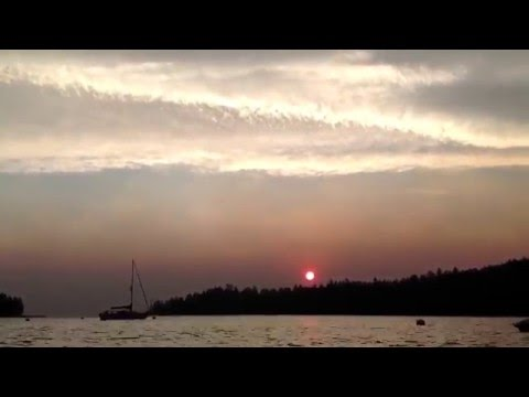 Copy of Emerald Bay Sunrise Lake Tahoe TIME LAPSE