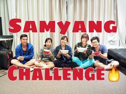 ✰ Samyang Challenge / Spicy Korean Noodle ✰