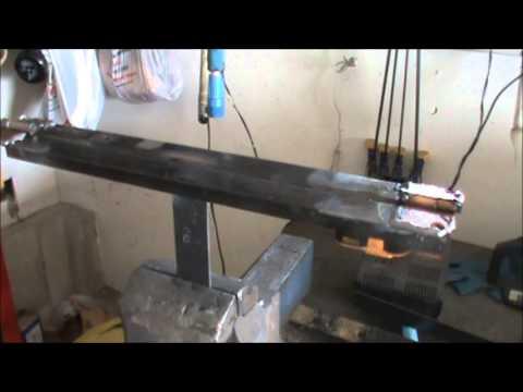 DIY Sheet Metal Bender Homemade Sheet Metal Brake
