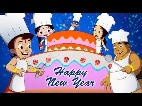 Xxx Mp4 Chhota Bheem Happy New Year Full Video Best Cartoon Videos For Kids 3gp Sex