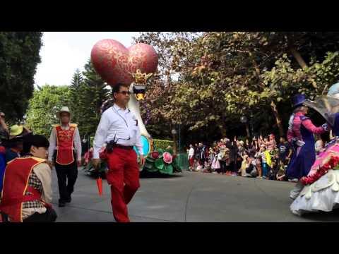 good Flights of Fantasy Parade - Hong Kong Disneyland (17/2/2014)  full
