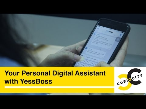 Your Personal Digital Assistant with Yesboss