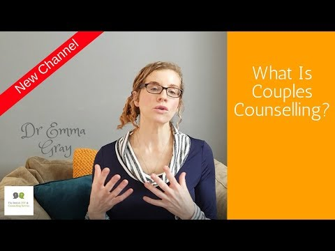 What Is Couples Counselling?