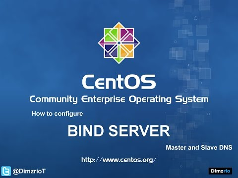 [Lab 9] How to Configure DNS (Bind) Server in Centos/RHEL 7