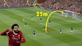 Sensational Long Shot Goals in Football