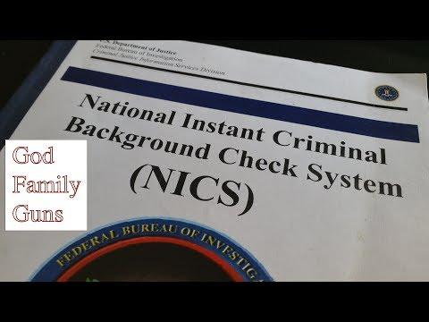 Understanding The FBI Criminal Background Check System