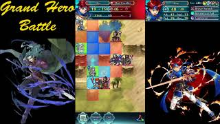 Fire Emblem Heroes: Roy Vs Infernal Valter