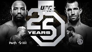UFC 221: Conteo Regresivo - Romero vs Rockhold