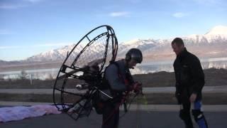 BlackHawk Paramotor review Videos - 9tube tv