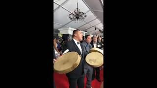 Download Young Spirit Sing Hand Drum Songs On the Grammy Red Carpet Video
