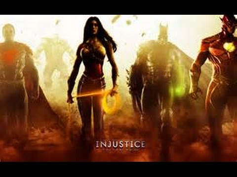 Injustice:How to unlock all costumes!(READ 2ND PART OF DESCRIPTION)