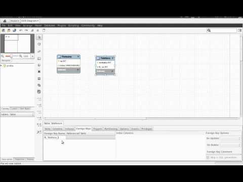 MySQL Workbench: generate new EE Diagram