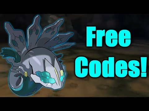 How To Get Event Shiny Zygarde 11 Free Codes! (US)