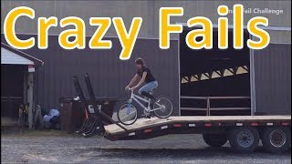 ➤ Crazy trampoline stunt Videos 2017 HD NEW #11 Germany, Russia, USA   Funny Fail Challenge