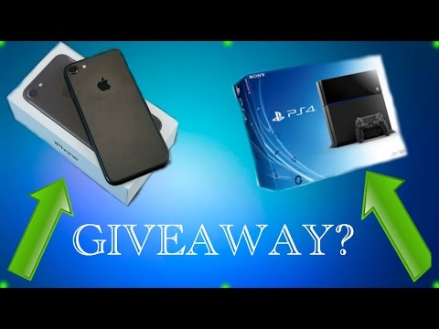 Epic GIVEAWAY?? - (2017) | TheAdestroyer