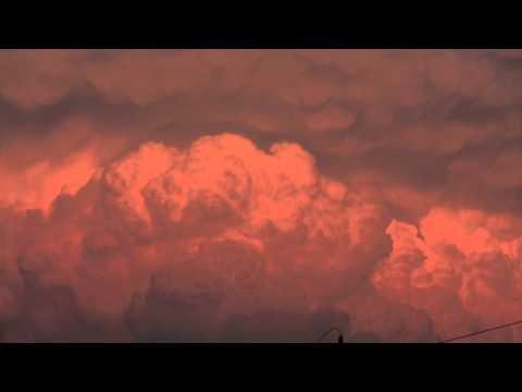 super cloud  background video creative commons or public domain